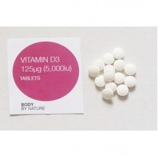 Vitamin D3 - 5,000iμ - 50 Eco Pack