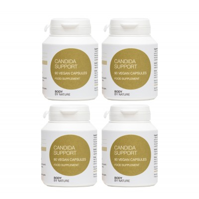Candida Support (Vegan) (4 Pack)
