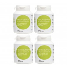 Detox Support (Vegan) (4 Pack)
