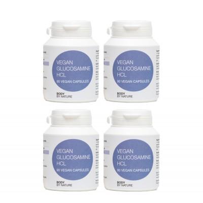 Vegan Glucosamine HCL (4 Pack)