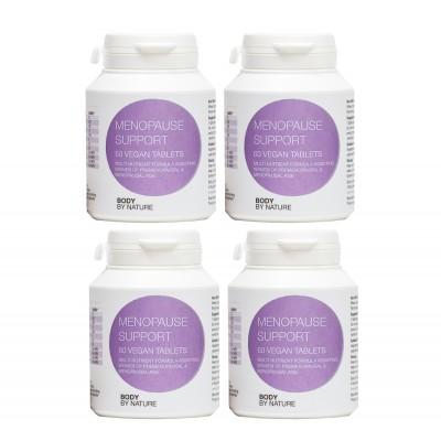 Menopause Support (Vegan) (4 Pack)