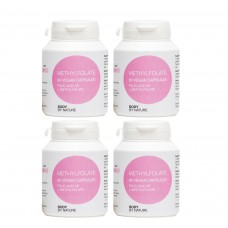 Methylfolate ( New Folic acid ) 400ug (4 Pack)