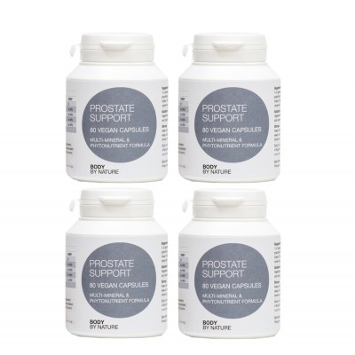 Prostate Support (vegan) (4 Pack)