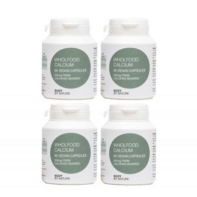 Calcium (Vegan) (4 Pack)
