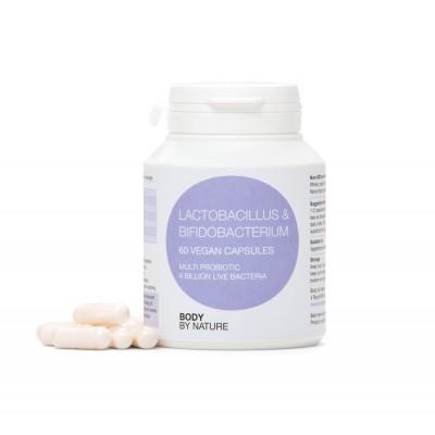 Lactobacillus & Bifidobacterium Multi Probiotic (Vegan)