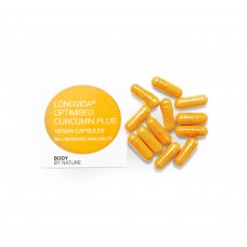 Longvida Optimised Curcumin Plus (Vegan) - 50 Eco Pack