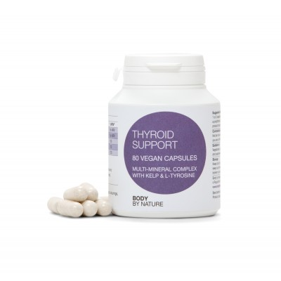 Thyroid Support (Vegan)