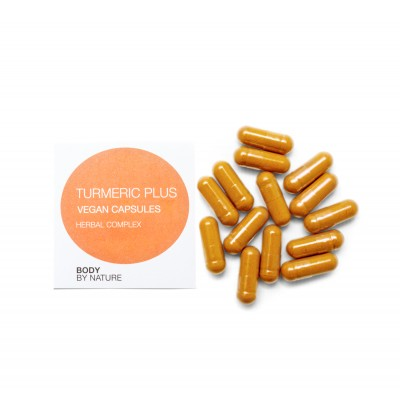 Turmeric Plus (Vegan) - 30 Eco Pack