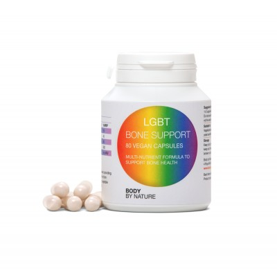 LGBT Bone support (Vegan) (4 Pack)