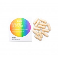 LGBT Candida Support (Vegan) - 100 Eco Pack
