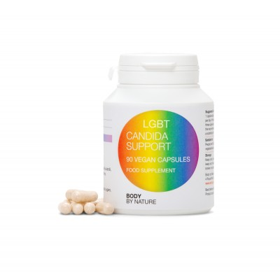 LGBT Candida Support (Vegan)