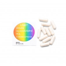 LGBT Vegan Glucosamine HCL - 50 Eco Pack