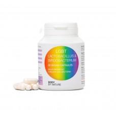 LGBT Lactobacillus & Bifidobacterium Multi Probiotic (4 Pack) (Vegan)