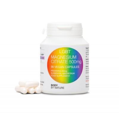 LGBT Magnesium Citrate (Vegan)