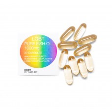 LGBT Pure Fish Oil - 30 Eco Pack