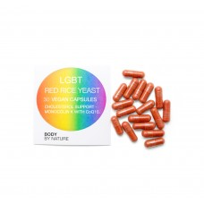 LGBT Red Rice Yeast plus CoQ10 - 30 Eco Pack