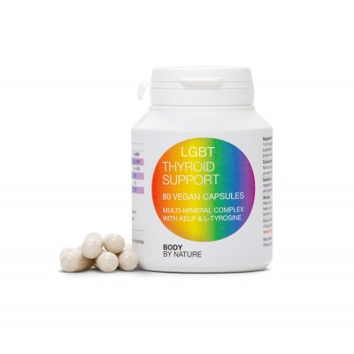 LGBT Thyroid Support (Vegan)