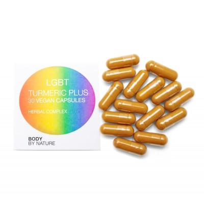 LGBT Turmeric Plus (Vegan) - 30 Eco Pack