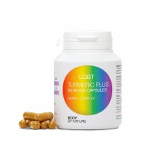 LGBT Turmeric Plus (Vegan) (4 Pack)