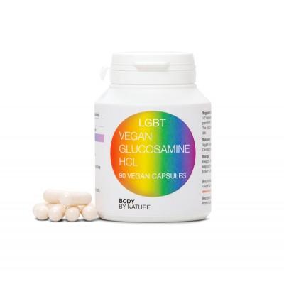 LGBT Vegan Glucosamine HCL