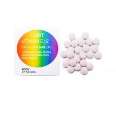 lgbt-Vitamin B12 (100) (Vegan) - Eco Pack