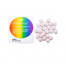 LGBT Vitamin B12 (30) (Vegan) - Eco Pack