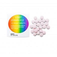 LGBT Vitamin B12 (50) (Vegan) - Eco Pack