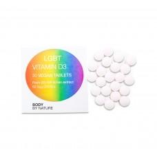 LGBT Vitamin D3 (Vegan) - (2500iu) - 30 Eco Pack