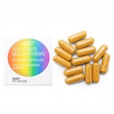 LGBT Multi-Vitamin (50+) Vegan - 30 Eco Pack