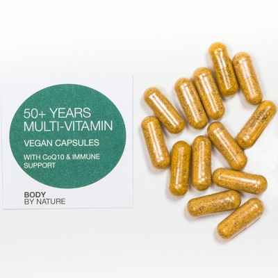 Multi-Vitamin (50+) Vegan - 100 Eco Pack