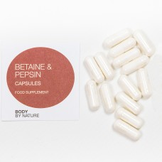 Betaine & Pepsin - 30 Eco Pack