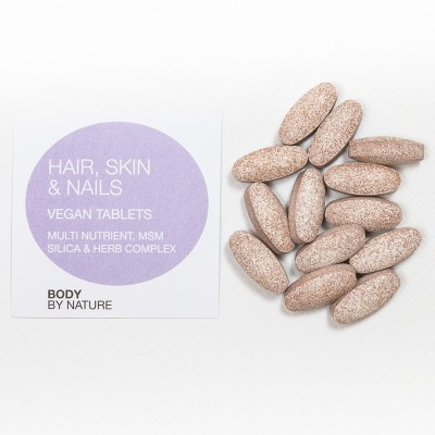 Hair, Skin & Nails (Vegan) - 50 Eco Pack