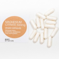 Magnesium Citrate (Vegan) - 30 Eco Pack