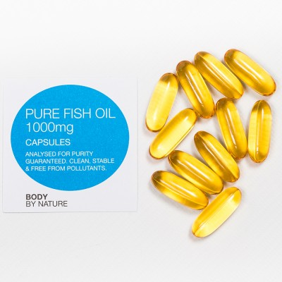 Pure Fish Oil - 50 Eco Pack