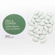 Zinc and Copper (Vegan) - 50 Eco Pack