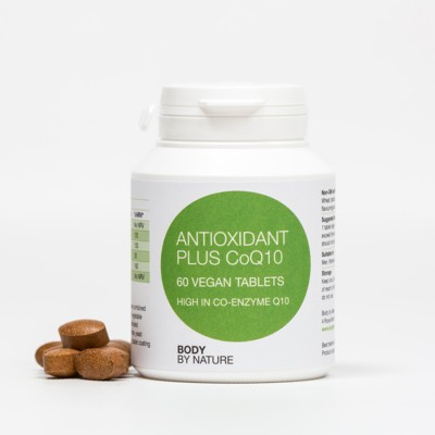 Antioxidant + CoQ10