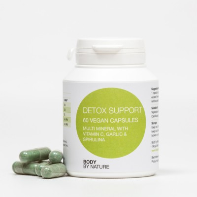 Detox Support (Vegan)