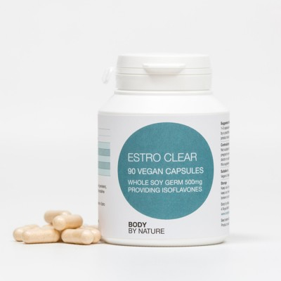 Estro Clear anti-estrogen (Vegan)
