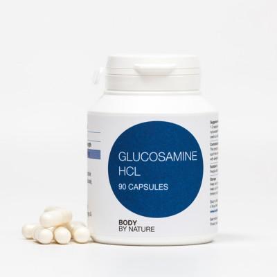 Glucosamine HC1