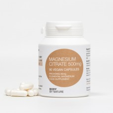 Magnesium Citrate (Vegan) (4 Pack)