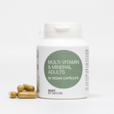 Multi-Vitamin for Adults (Vegan) (4 Pack)