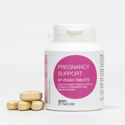 Pregnancy Support (Vegan) (4 Pack)