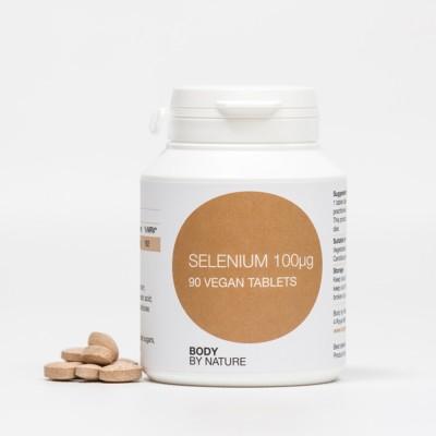 Selenium (Vegan)