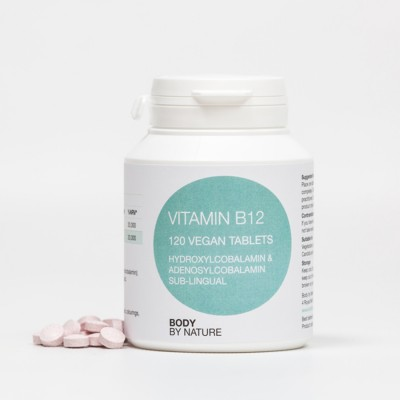 Vitamin B12 (Vegan) (4 Pack)