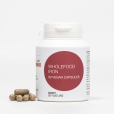 Iron 5mg Wholefood (Vegan)