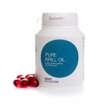 Pure Krill Oil (30) - Astaxanthin, Phospholipids & Vitamin A