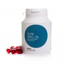 Pure Krill Oil (60) - Astaxanthin, Phospholipids & Vitamin A