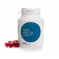 Pure Krill Oil (90) - Astaxanthin, Phospholipids & Vitamin A