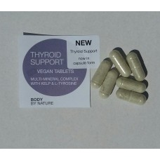 Thyroid Support (Vegan) - 30 Eco Pack