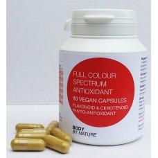 Full Colour Spectrum Antioxidant Vegan (4 Pack)